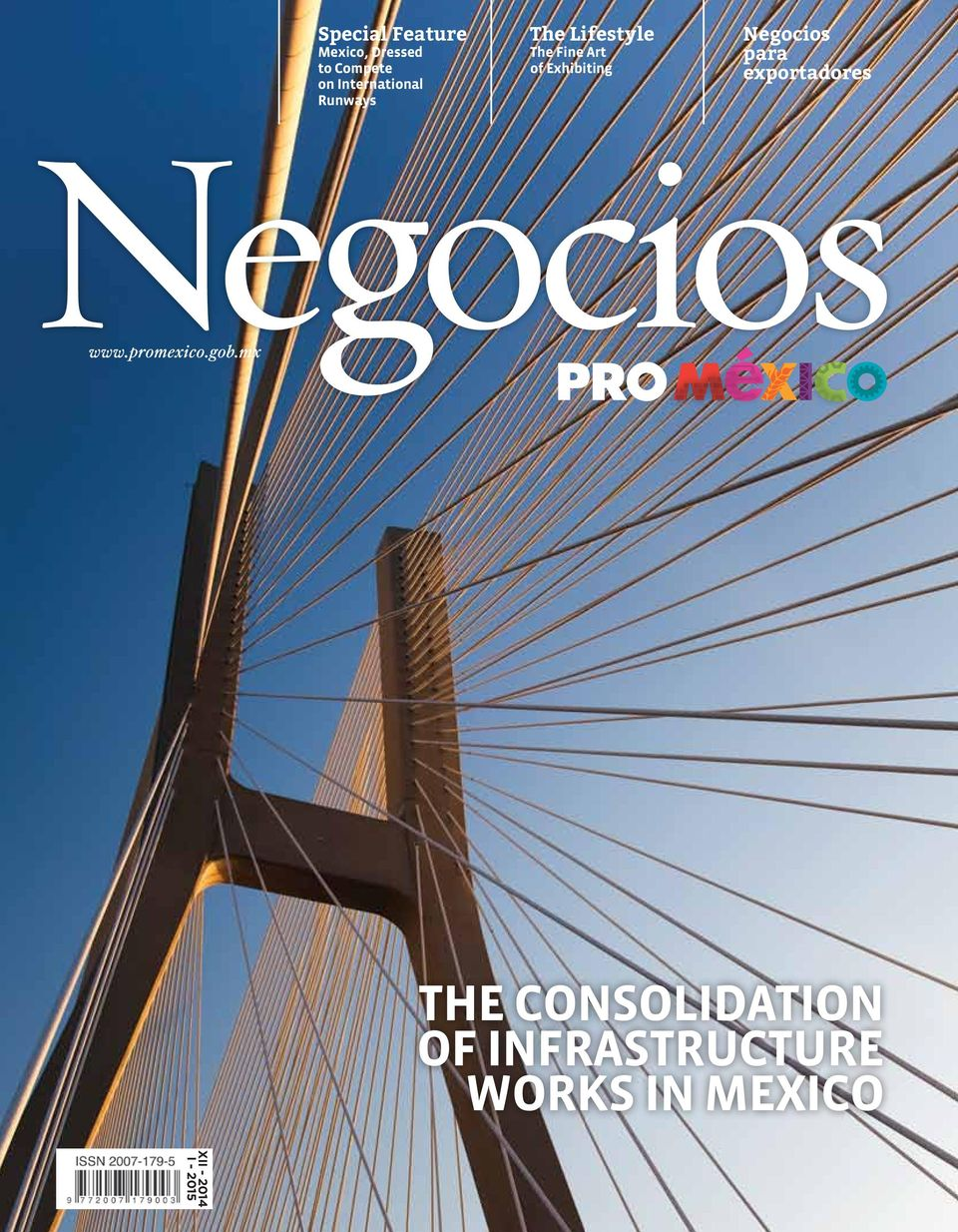 Exhibiting Negocios para exportadores The