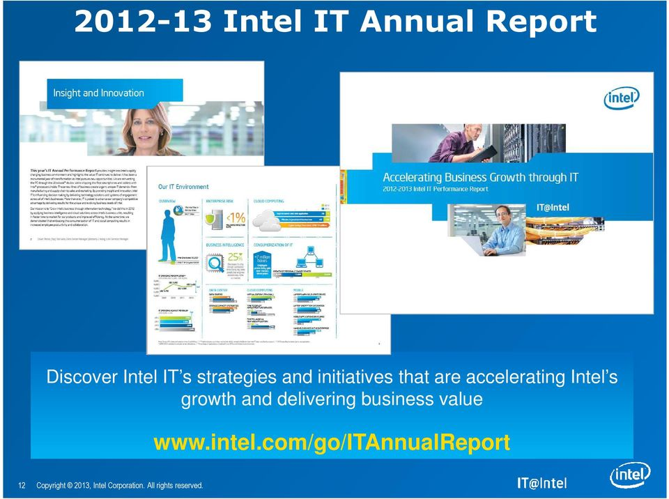 are accelerating Intel s growth and