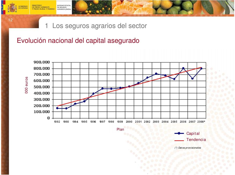 capital asegurado 000 euros Plan