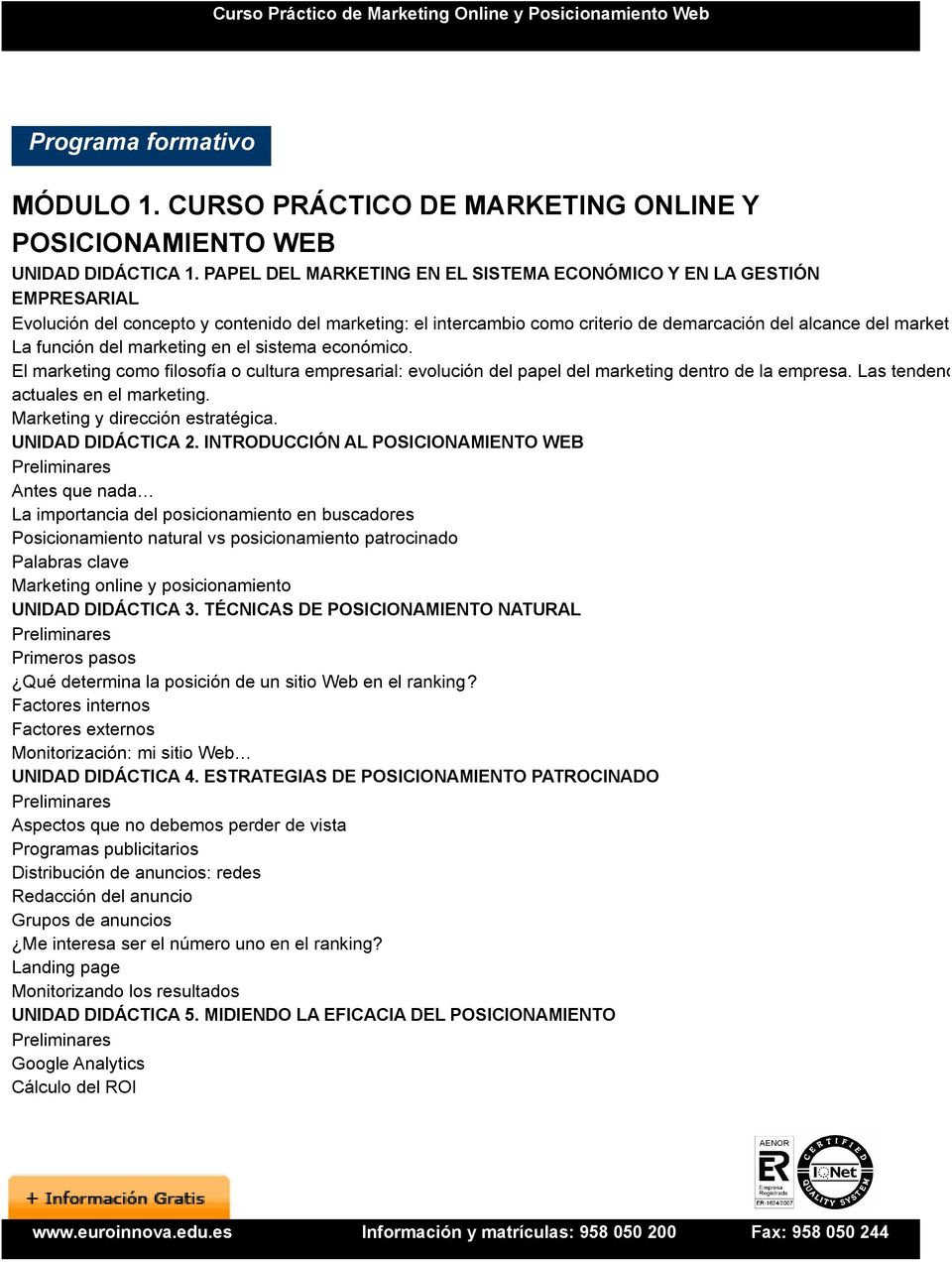La función del marketing en el sistema económico. El marketing como filosofía o cultura empresarial: evolución del papel del marketing dentro de la empresa. Las tendencias actuales en el marketing.
