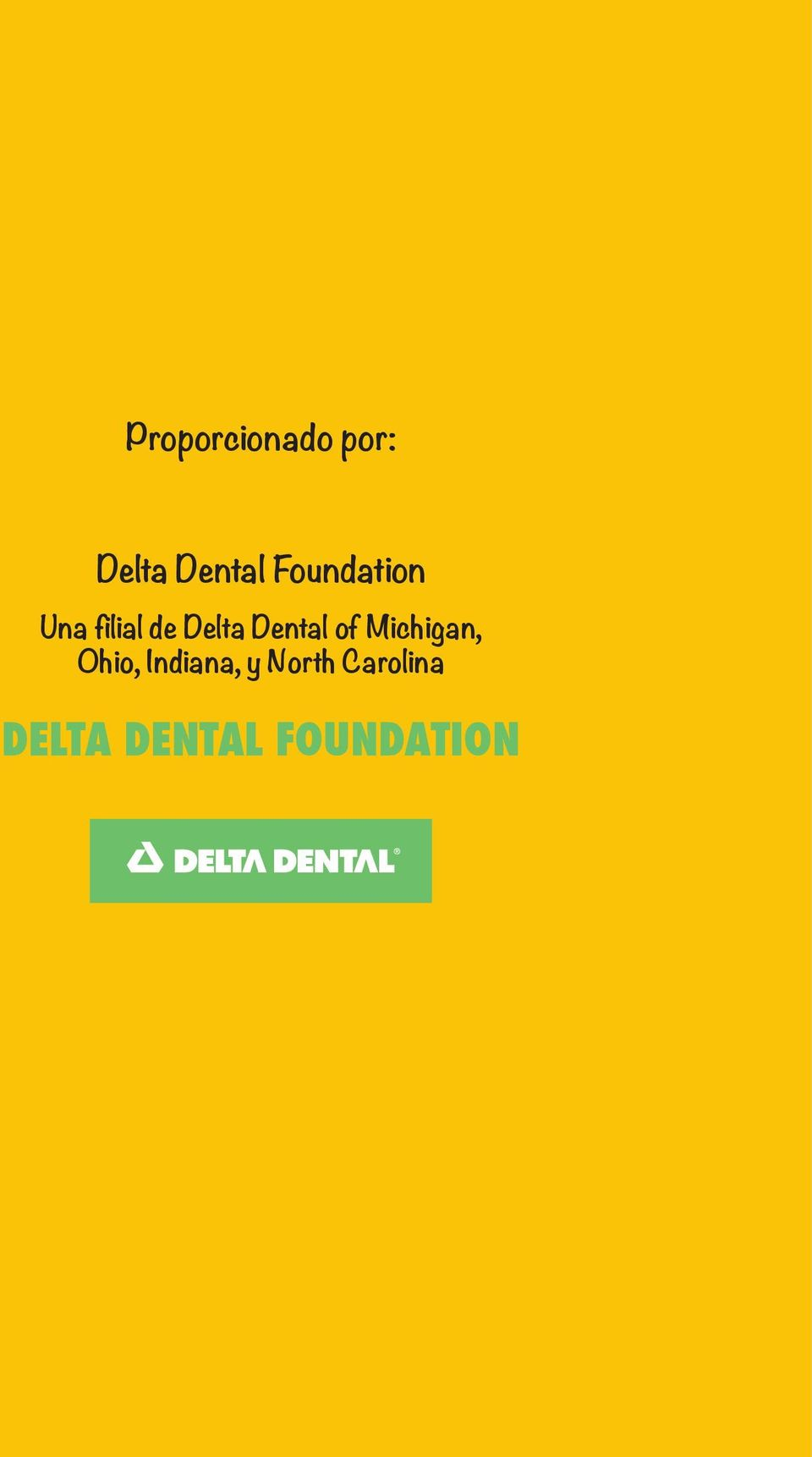 de Delta Dental of Michigan,