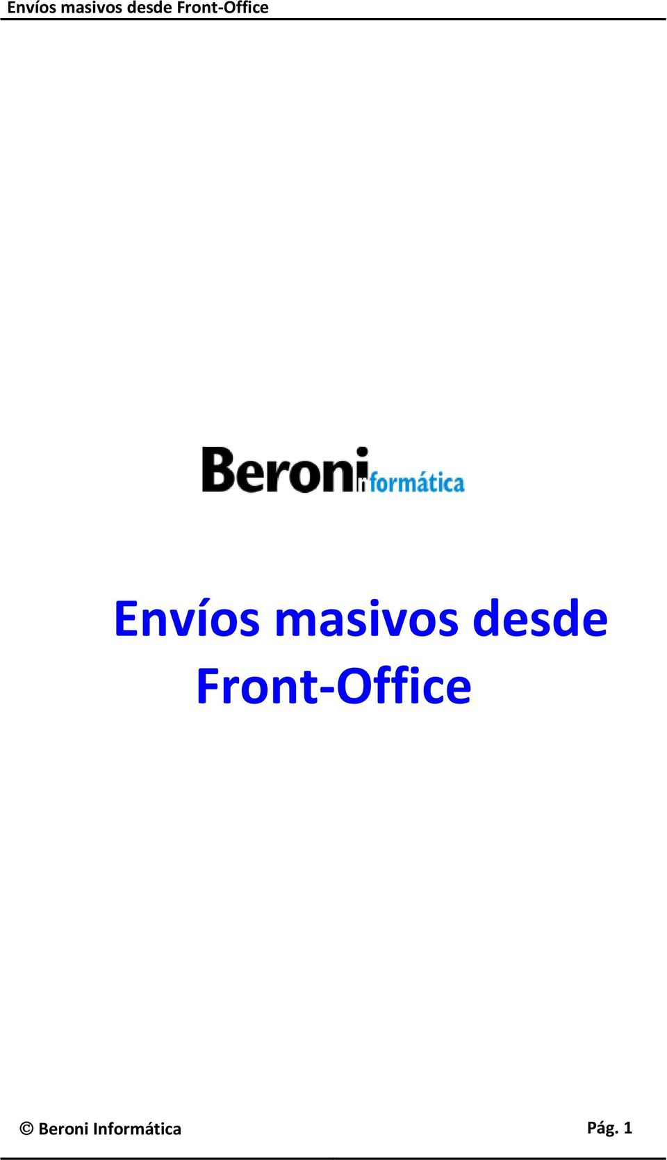 Front-Office