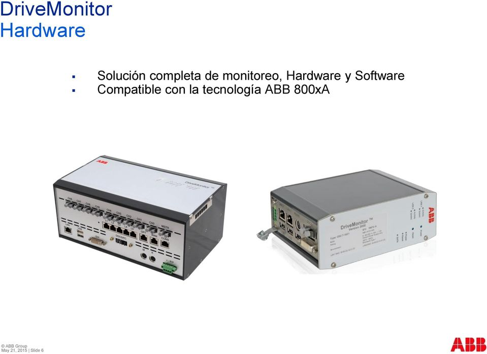 Software Compatible con la