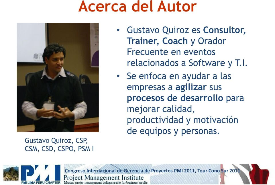 Software y T.I.