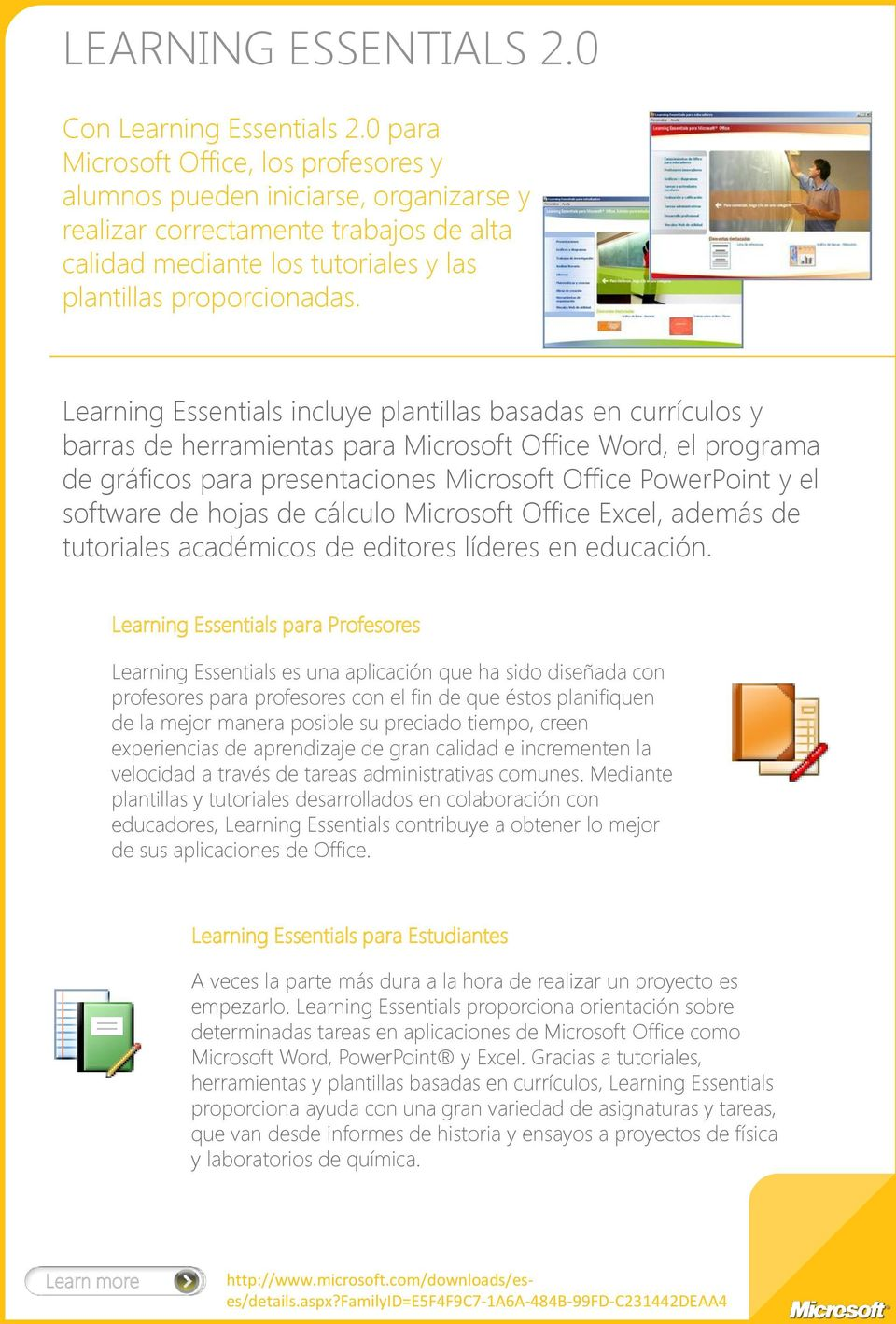 Learning Suite by Microsoft - PDF