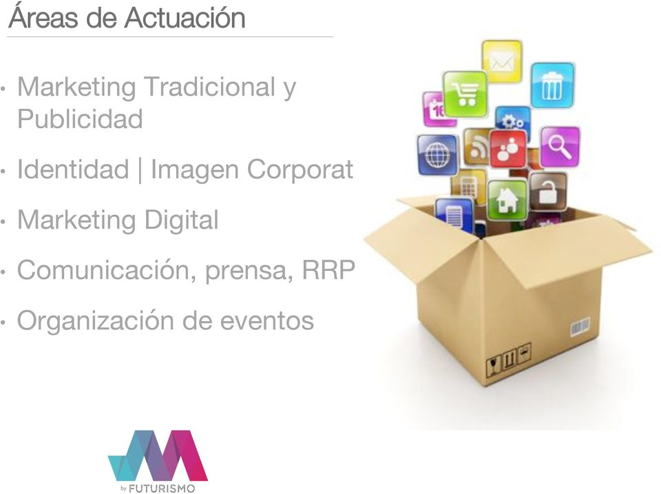 Imagen Corporativa Marketing Digital