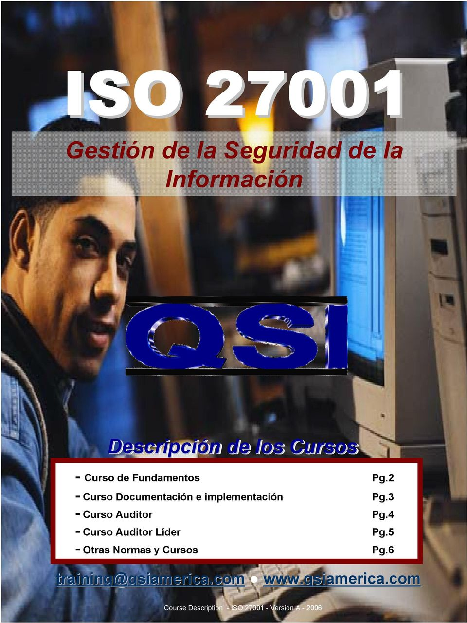 2 - Curso Documentación e implementación Pg.