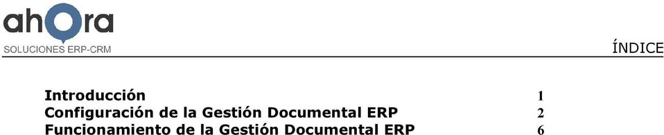 Documental ERP 2