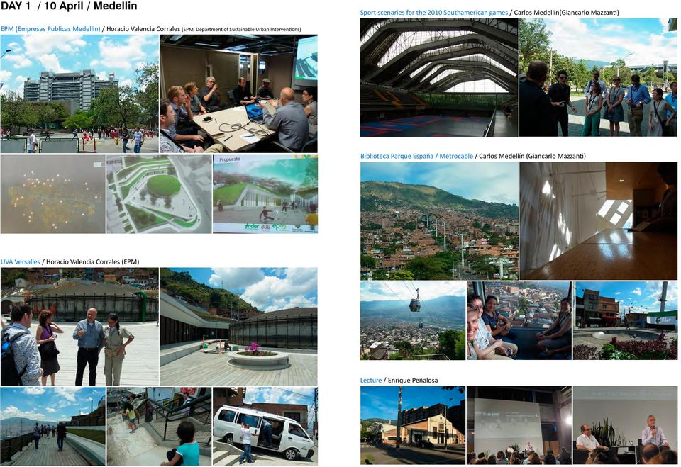(EPM, Department of Sustainable Urban Interventions) Biblioteca Parque España / Metrocable /