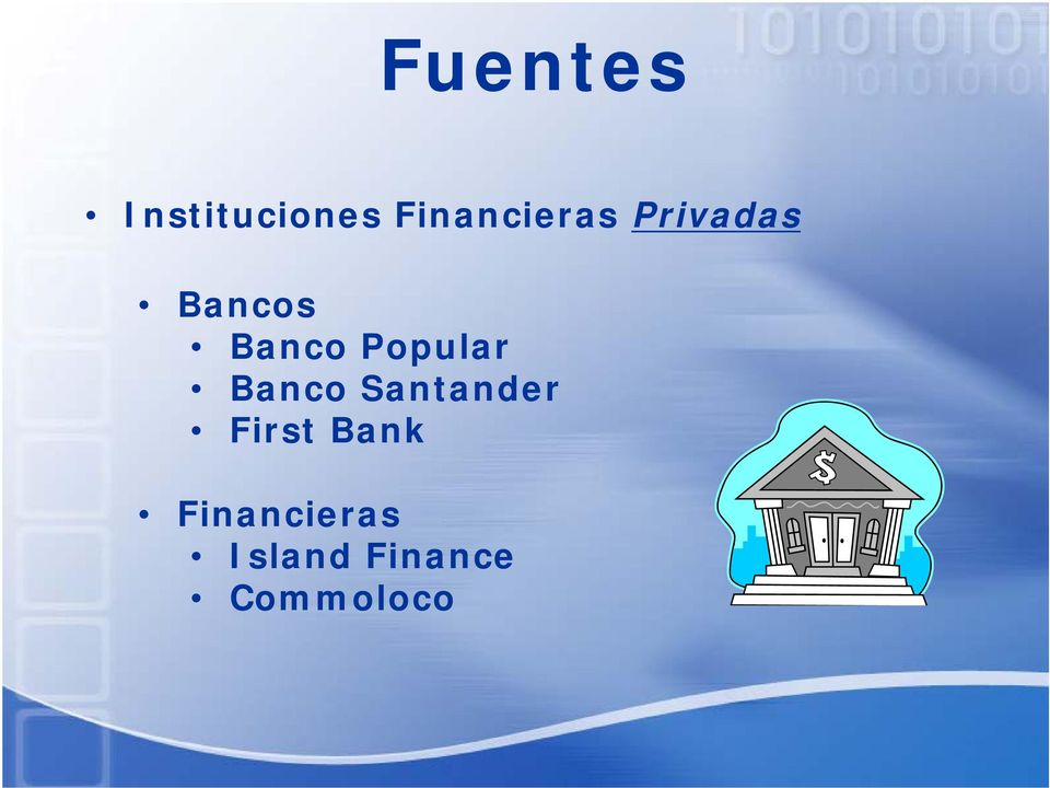 Banco Santander First Bank