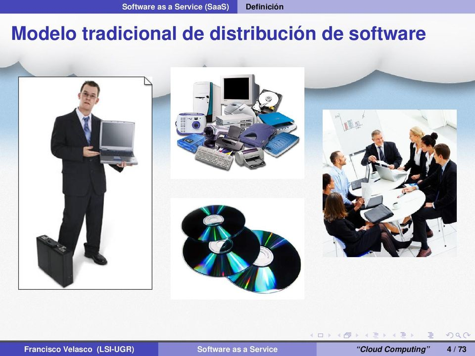 software Francisco Velasco (LSI-UGR)