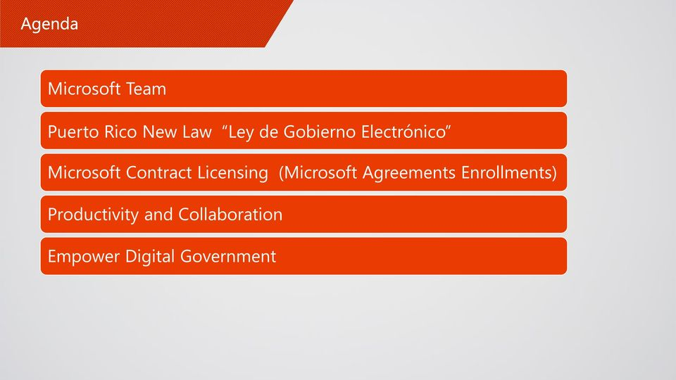 Licensing (Microsoft Agreements Enrollments)