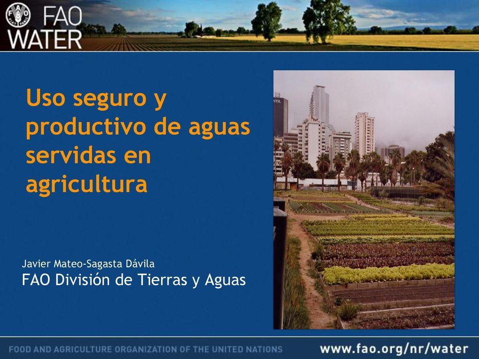 agricultura Javier