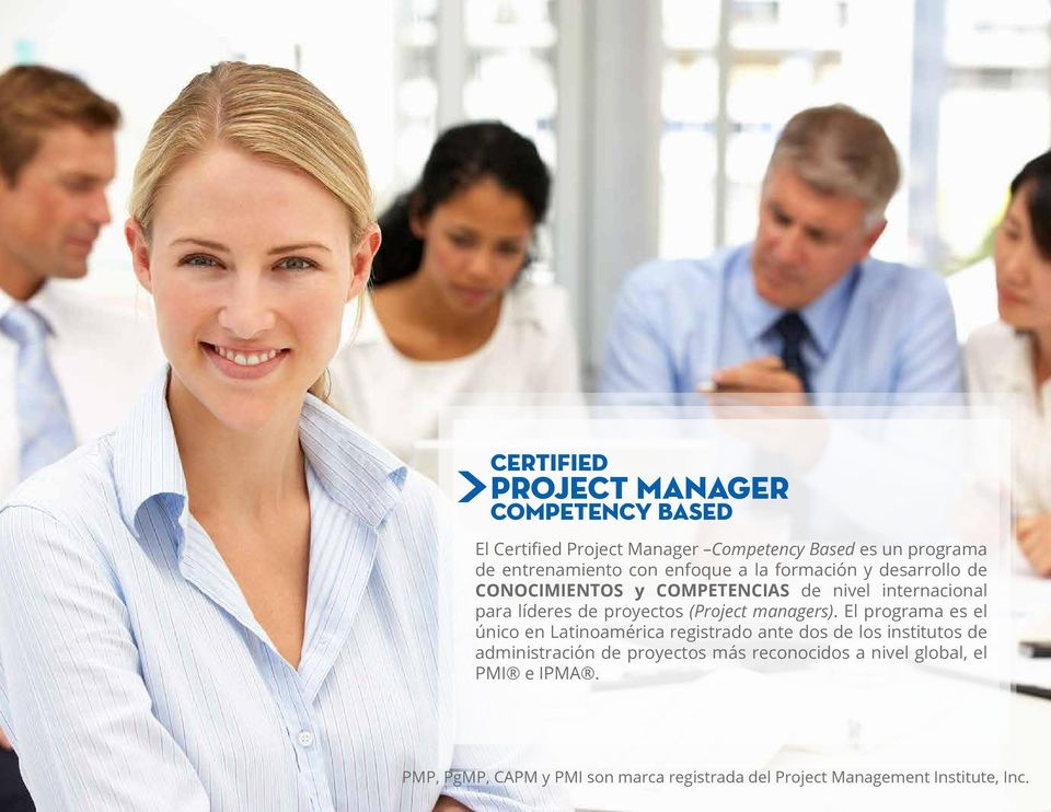 (Project managers).