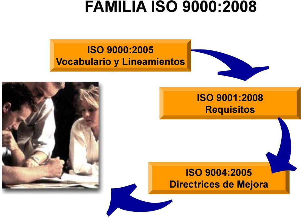 Lineamientos ISO 9001:2008