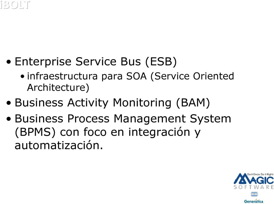 Activity Monitoring (BAM) Business Process
