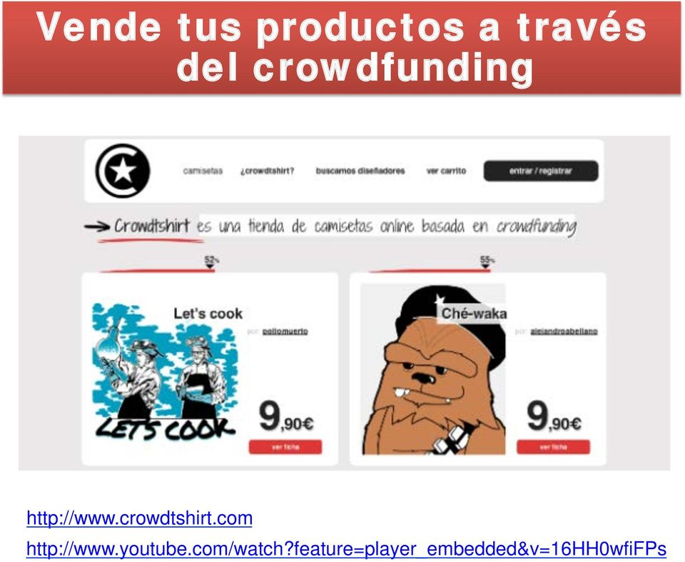 crowdtshirt.com http://www.youtube.