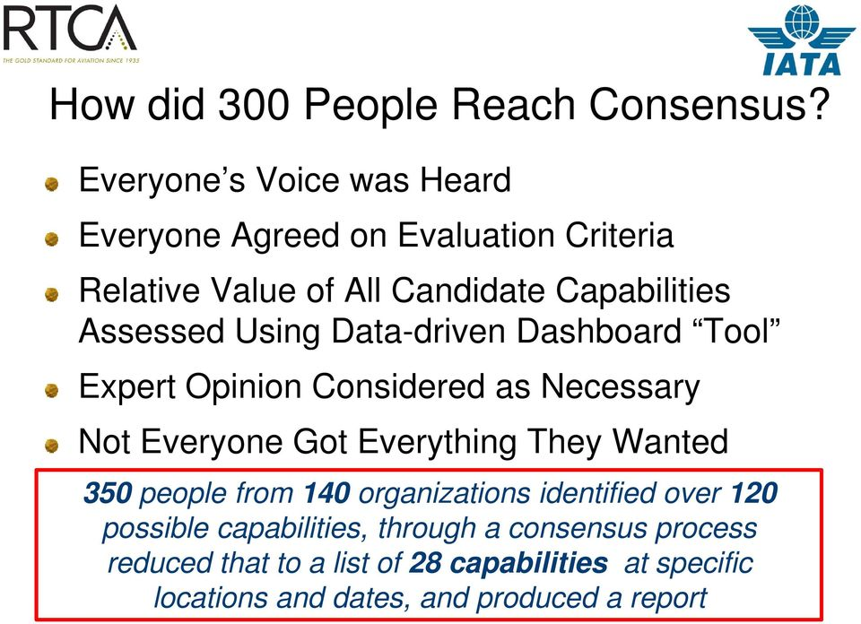 Assessed Using Data-driven Dashboard Tool Expert Opinion Considered as Necessary Not Everyone Got Everything They
