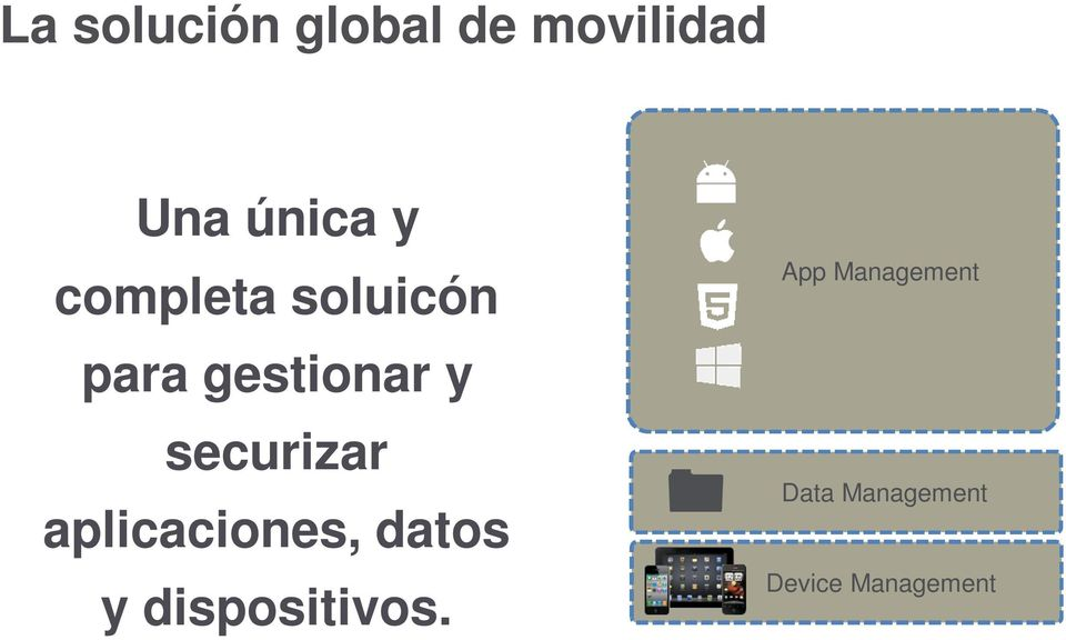 securizar aplicaciones, datos y