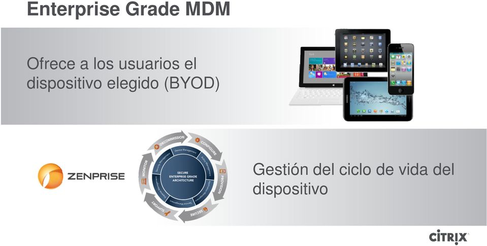 dispositivo elegido (BYOD)