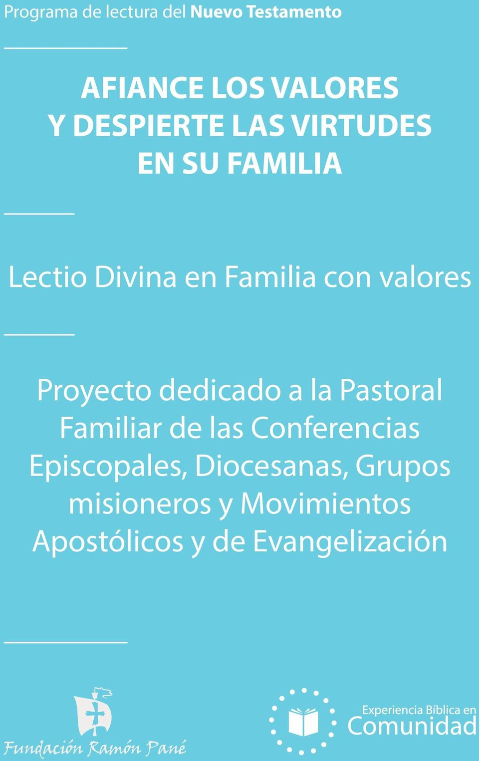 Pastoral Familiar de las Conferencias Episcopales,