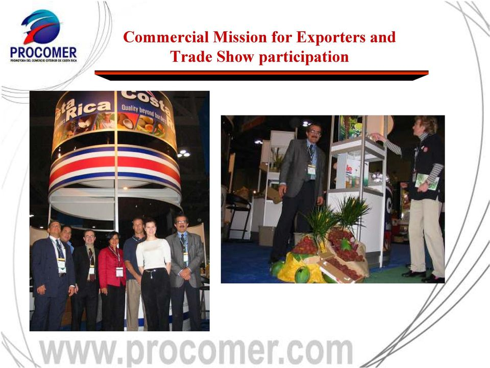 Exporters and