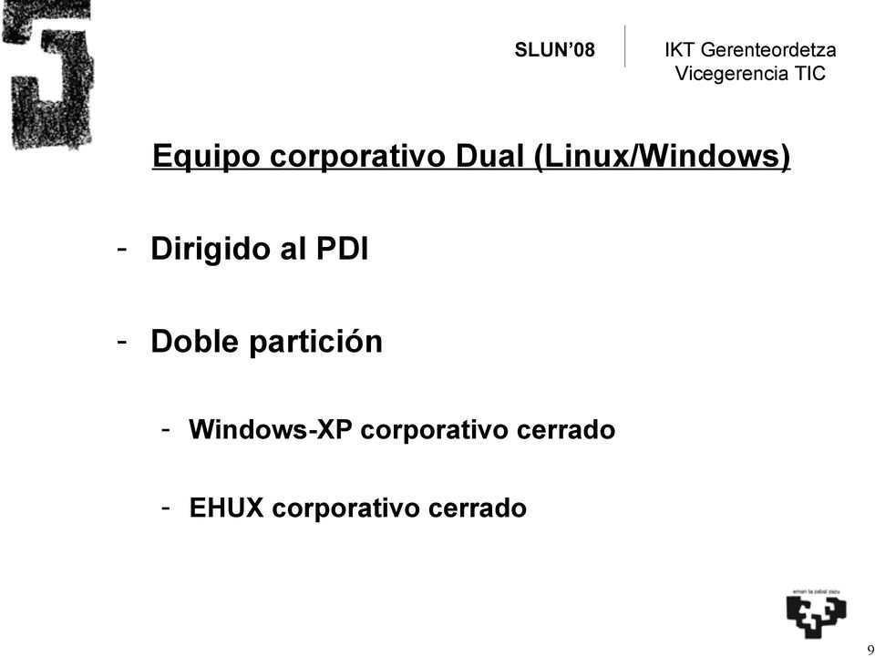 - Doble partición - Windows-XP