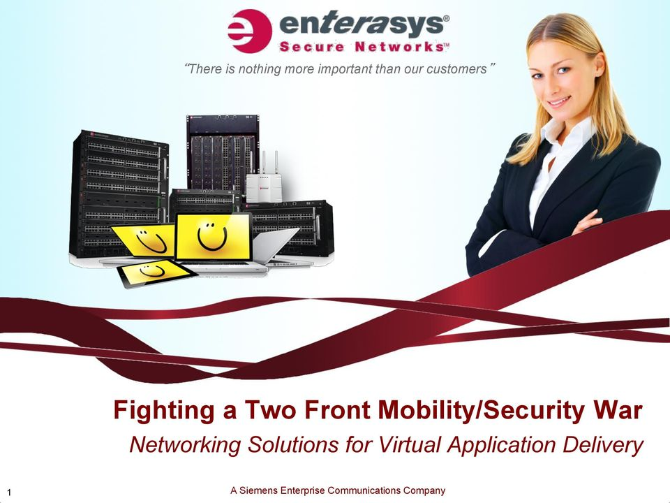 War Networking Solutions for Virtual Application