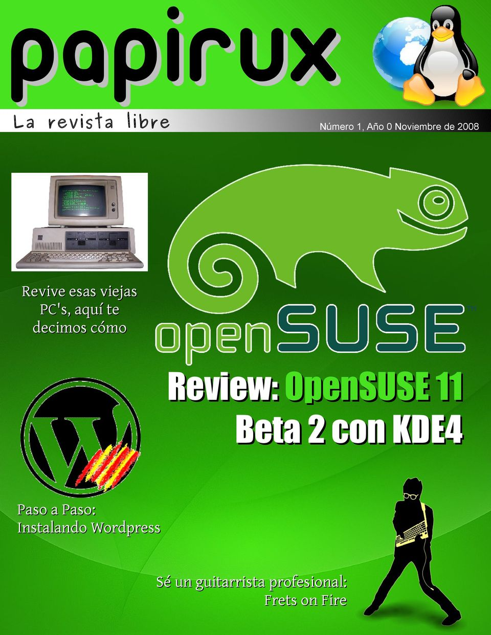 Review: OpenSUSE 11 Beta 2 con KDE4 Paso a Paso: