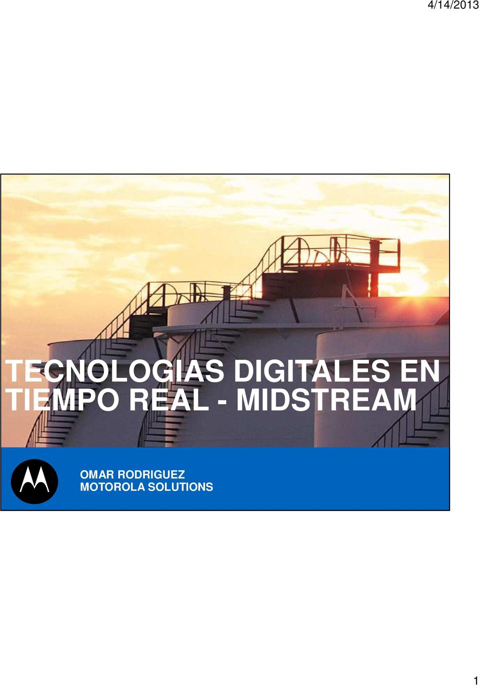 REAL - MIDSTREAM