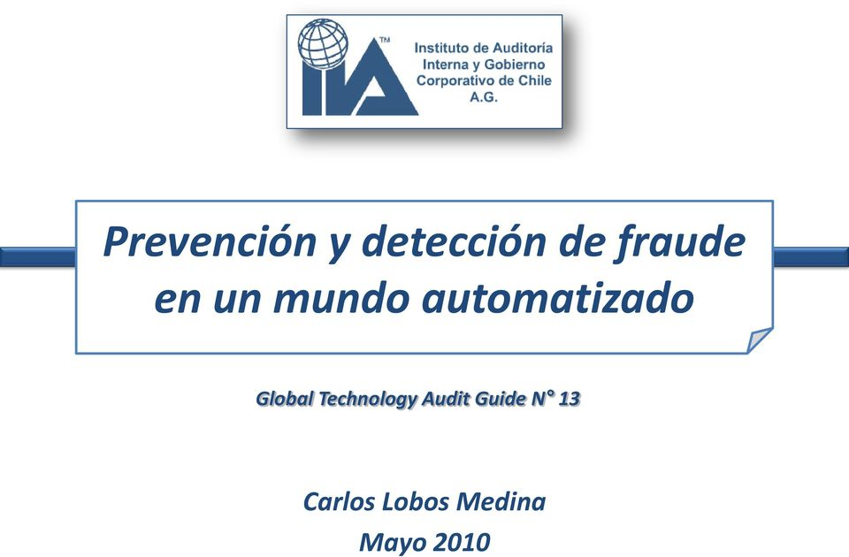 automatizado Global Technology