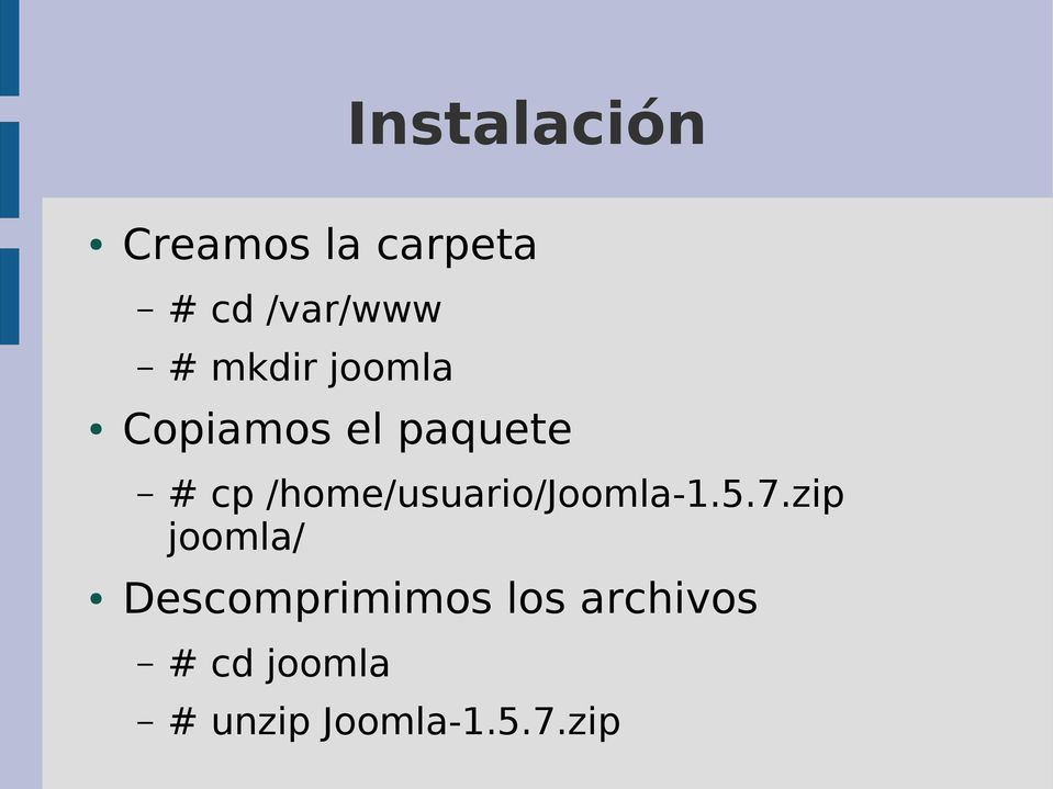 /home/usuario/joomla-1.5.7.