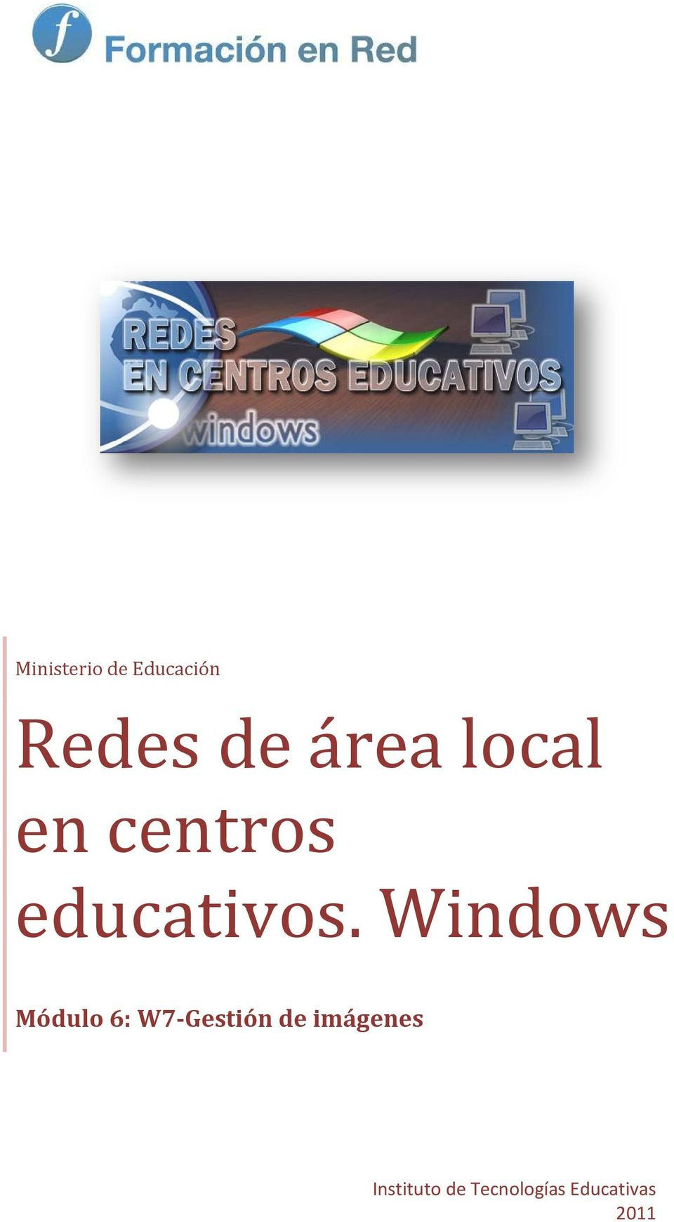 Windows Módulo 6: W7-Gestión de