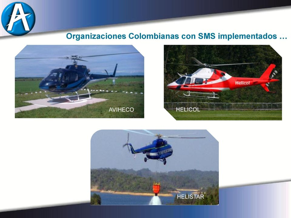 SMS implementados