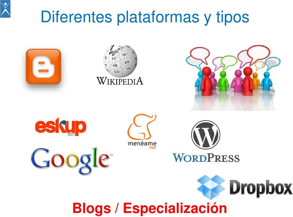 tipos Blogs /
