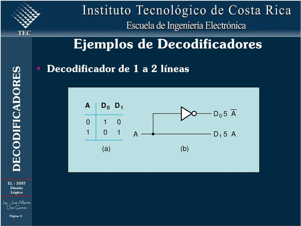 Decodificador de a 2