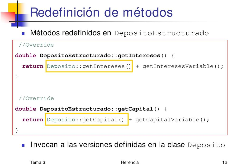 getinteresesvariable(); } //Override double DepositoEstructurado::getCapital() { return
