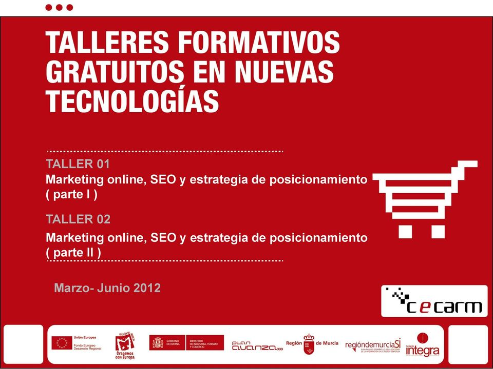 TALLER 02 Marketing online, SEO y