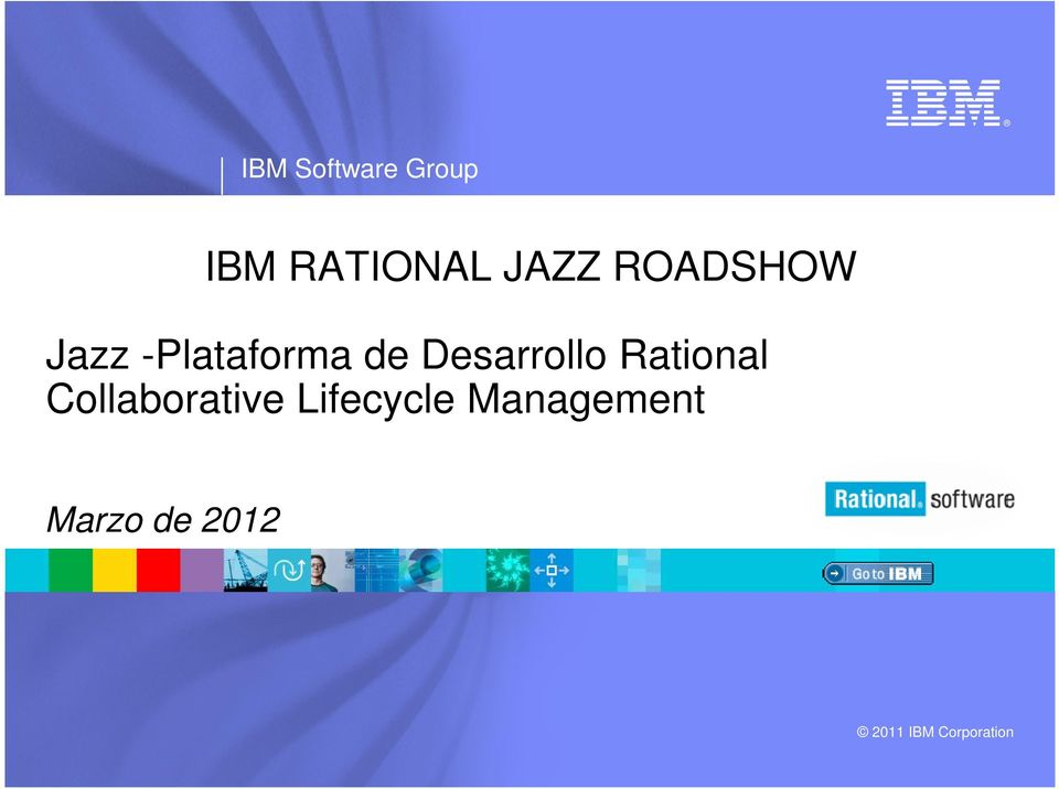 Desarrollo Rational Collaborative