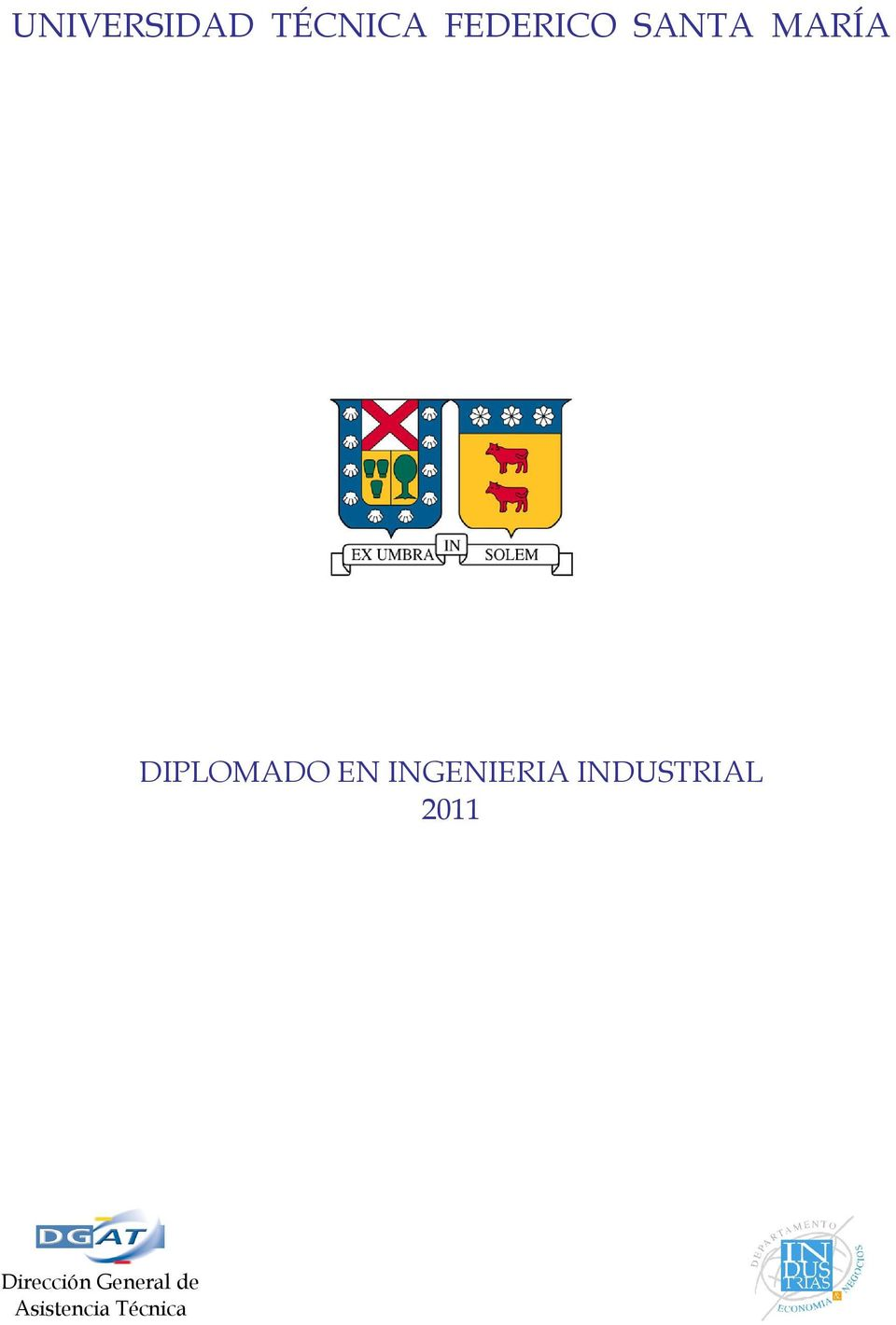 INGENIERIA INDUSTRIAL 2011