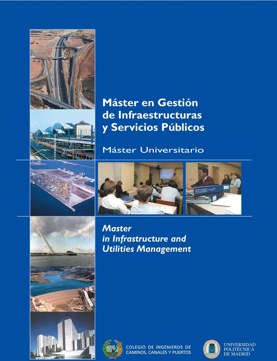 Master in Infrastructure and Utilities