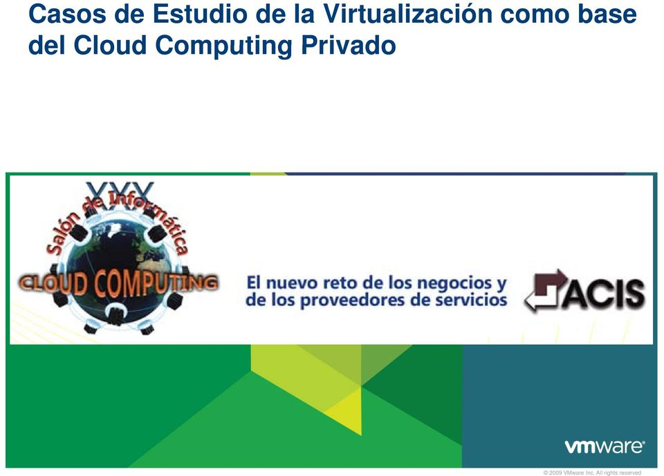 Cloud Computing Privado 1