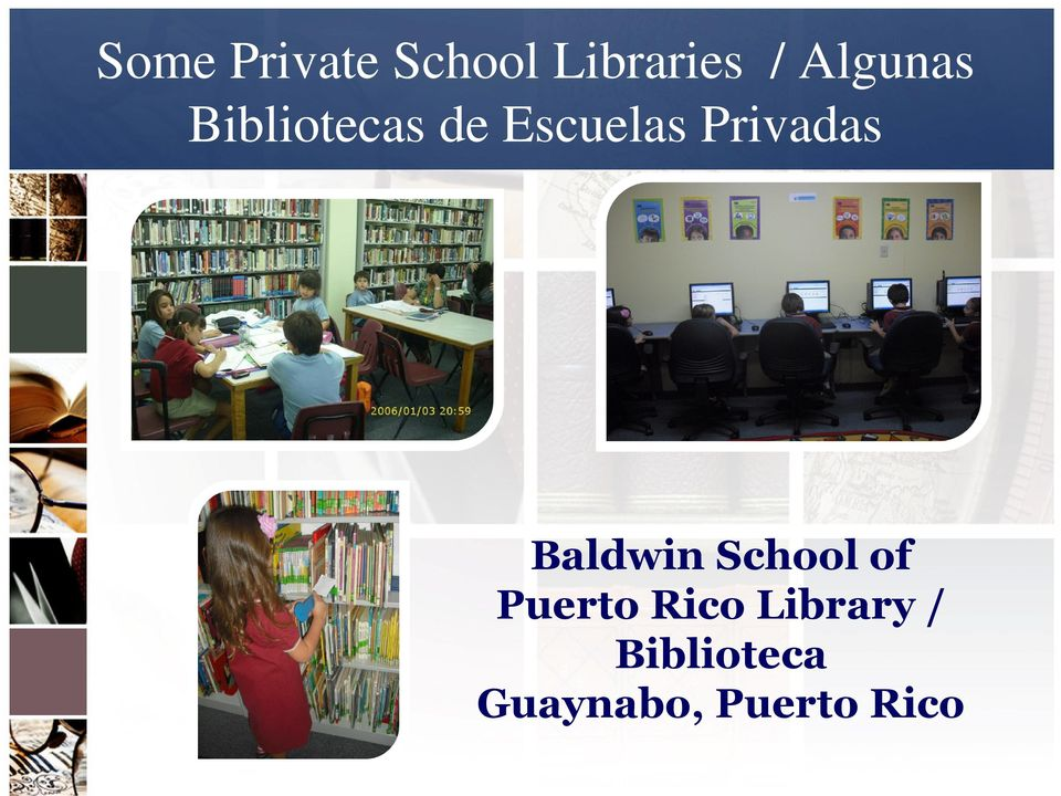 Privadas Baldwin School of Puerto