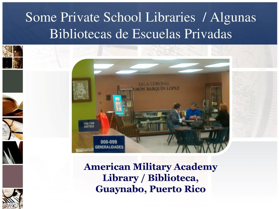 Privadas American Military Academy