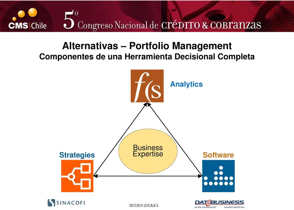 Decisional Completa Analytics