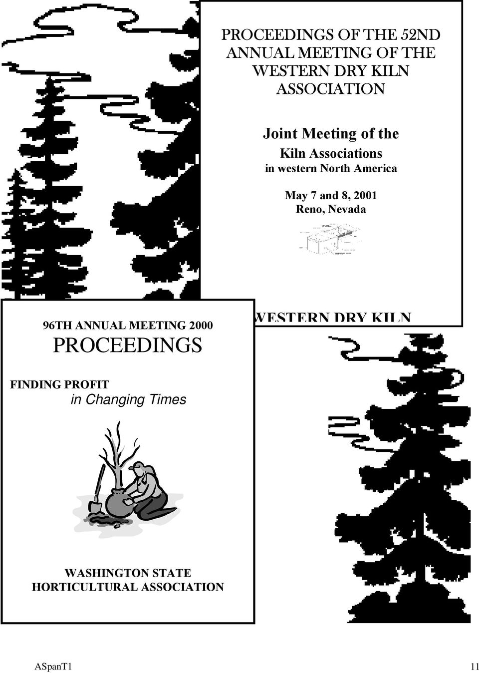 Nevada 96TH ANNUAL MEETING 2000 PROCEEDINGS WESTERN DRY KILN Exercise 3 FINDING