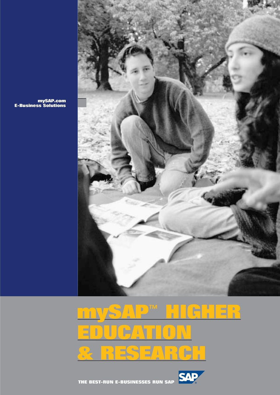 mysap HIGHER EDUCATION &