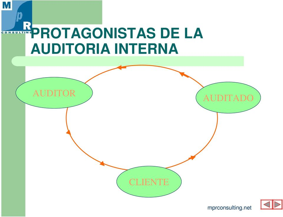 INTERNA AUDITOR