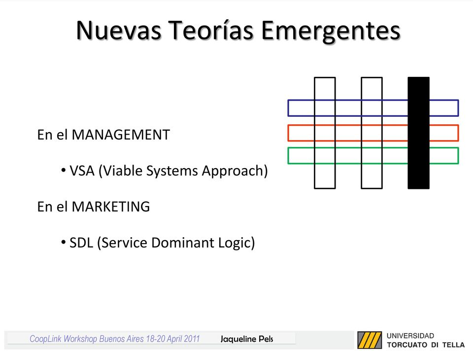 Systems Approach) En el