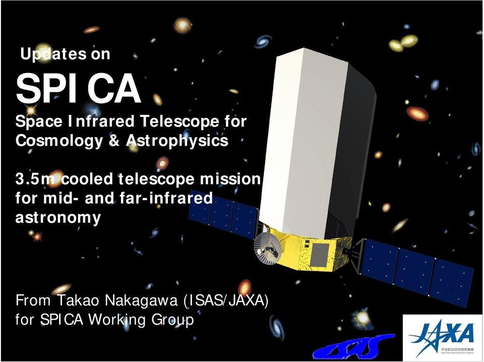 5m cooled telescope mission for mid- and